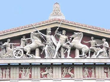 Fidias y Pericles. La plenitud clásica