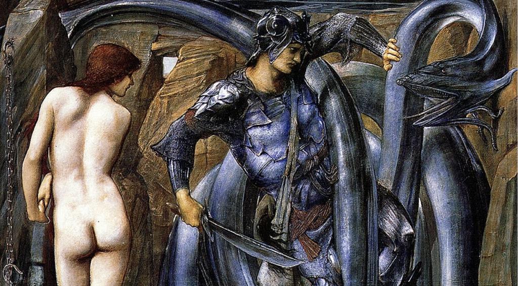 El Mito De Perseo Y Andrómeda La Mitología Griega
