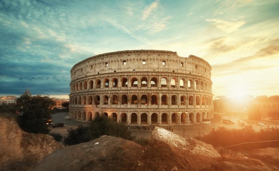 La arquitectura en Roma