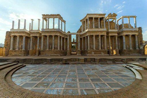 Merida ciudad romana