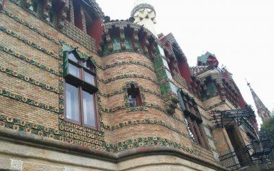 Villa Quijano en Comillas