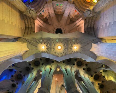 Gaudí Infinito. Curso de Experiencias con Arte
