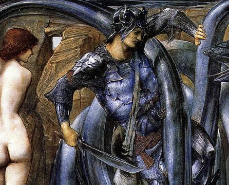 Mito de Perseo y Andrómeda